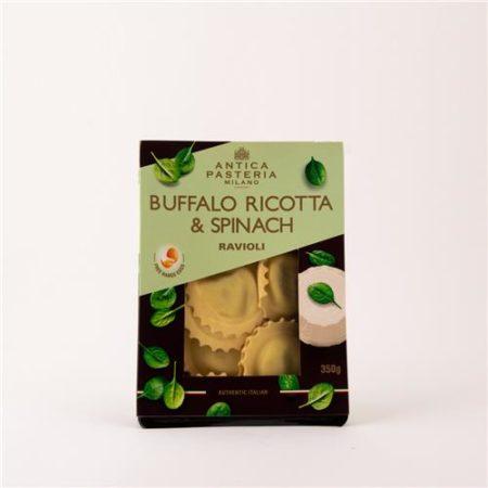 Antica Pasteria Ricotta Spinach Ravioli 350g