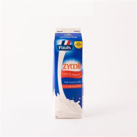 Pauls Zymil Full Cream 2L