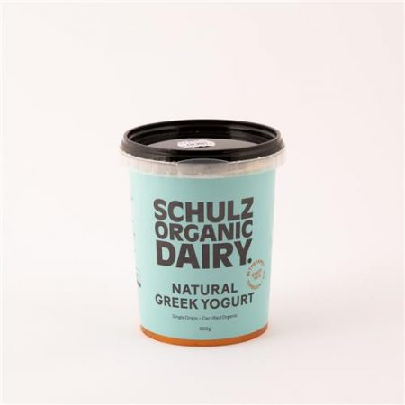 Schulz Greek Yoghurt 500g