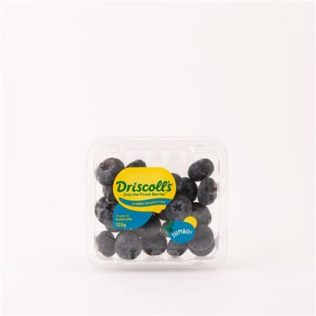 Blueberries Premium Jumbo 125g