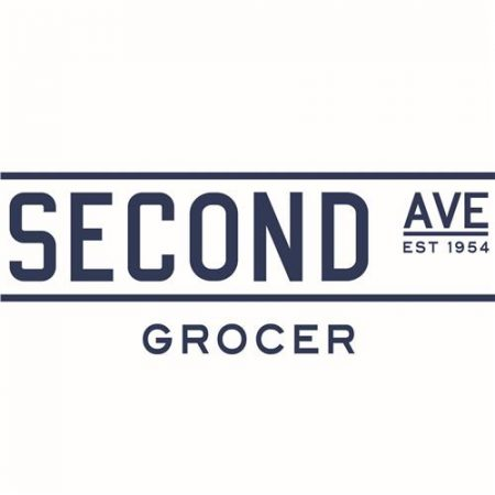 Second Ave Dried Cranberries 200g