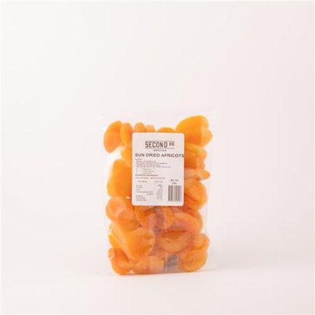Second Ave Dried Apricots 375g