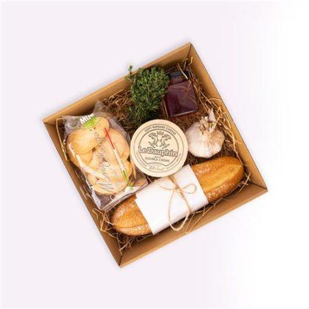 Baked Cheese Box - Honey