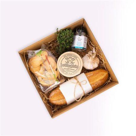 Baked Cheese Box - Salt